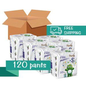 carton pillo pants junior size 5