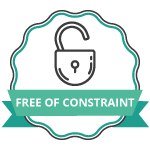 free of constraint